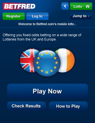 best aardig vangst een grote verscheidenheid aan modellen Place A Lotto Bet | Betfred Mobile | Betting On The Lottery